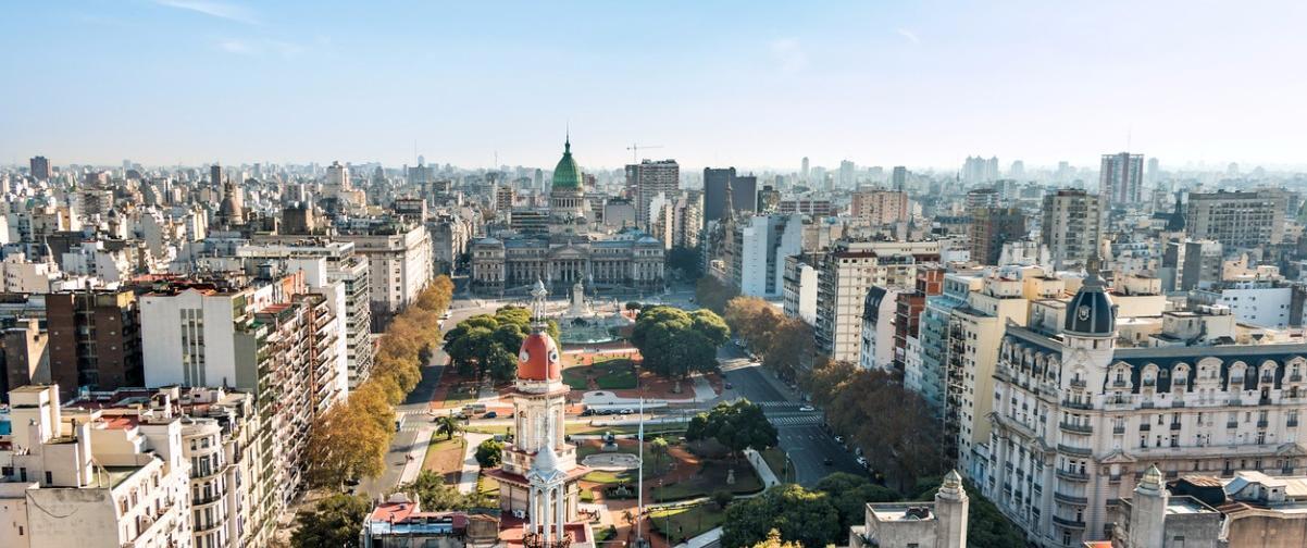 Guía Buenos Aires, Panorámica