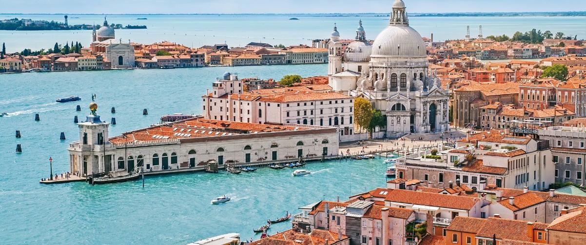 Guía Venecia, Panorámica Venecia