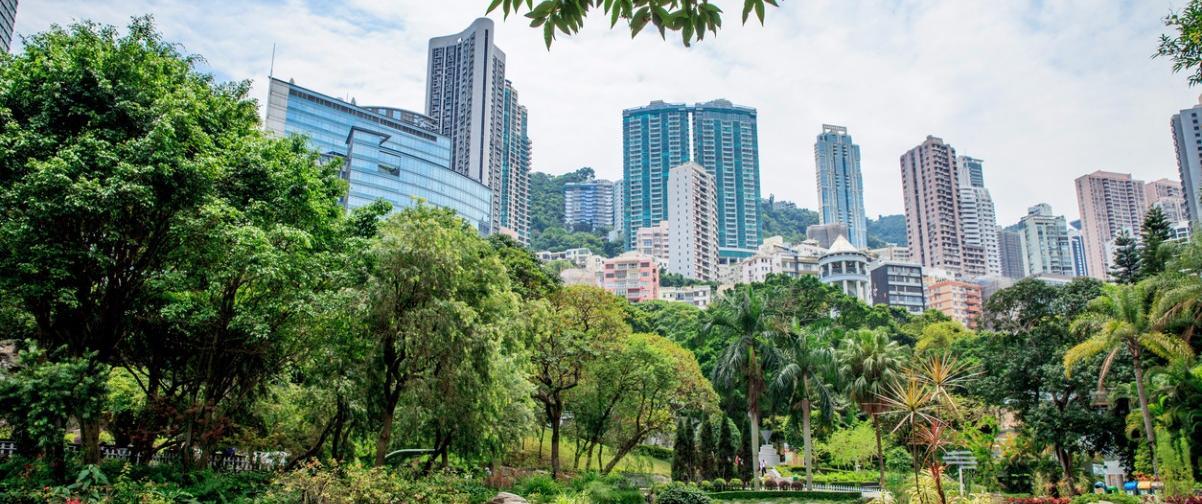 Parque Hong Kong
