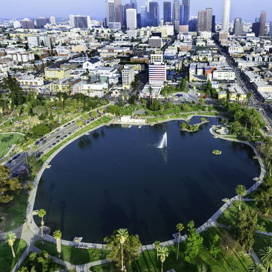 Guía Los Ángeles, Parque MacArthur