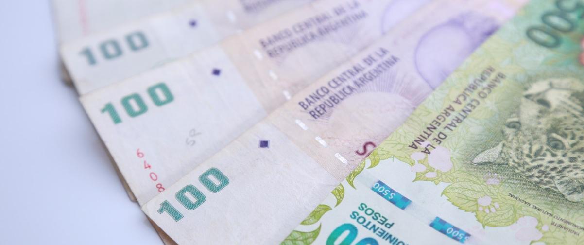 Guía Buenos Aires, Peso Argentino