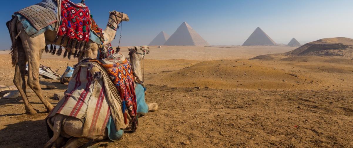 Guía El Cairo, Pirámides Giza