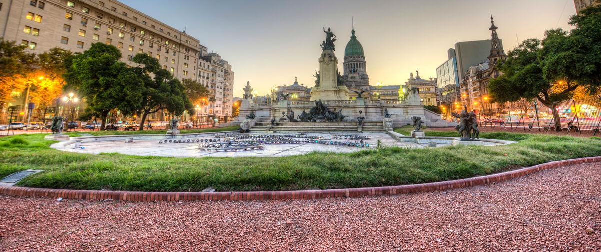 Guía Buenos Aires, Plaza de convenciones