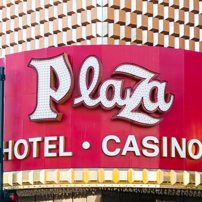 Plaza hotel, Guía Las Vegas