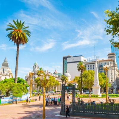 Guía Buenos Aires, Plaza de Mayo