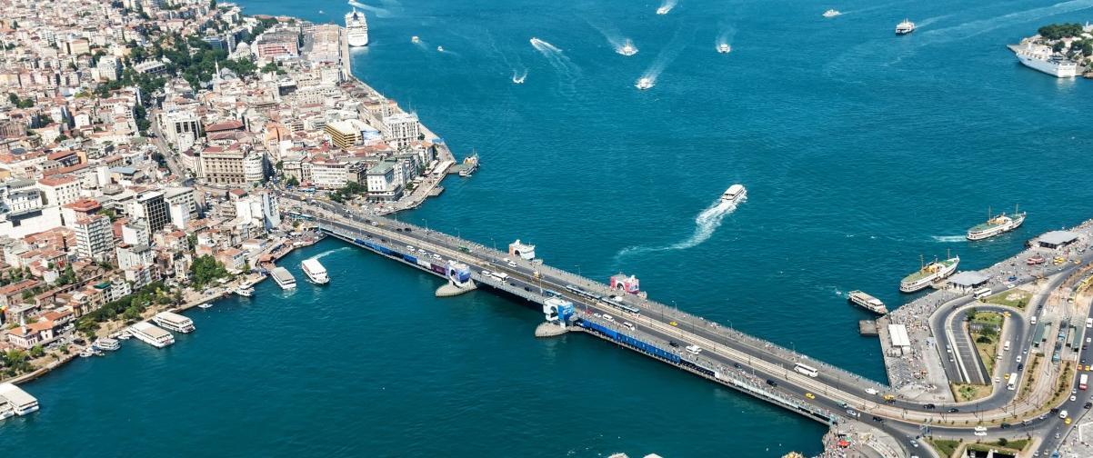 Puente Galata, Guía Estambul