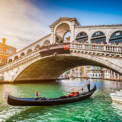 Guía Venecia, Puente Rialto