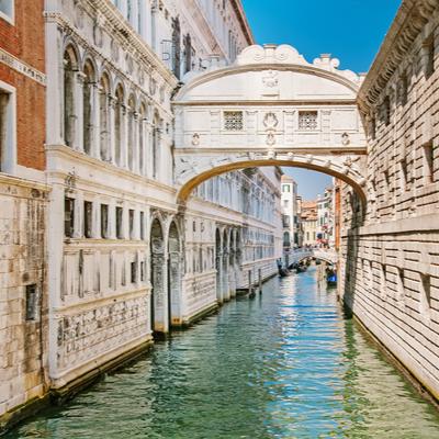 Guía Venecia, Puente de los suspiros
