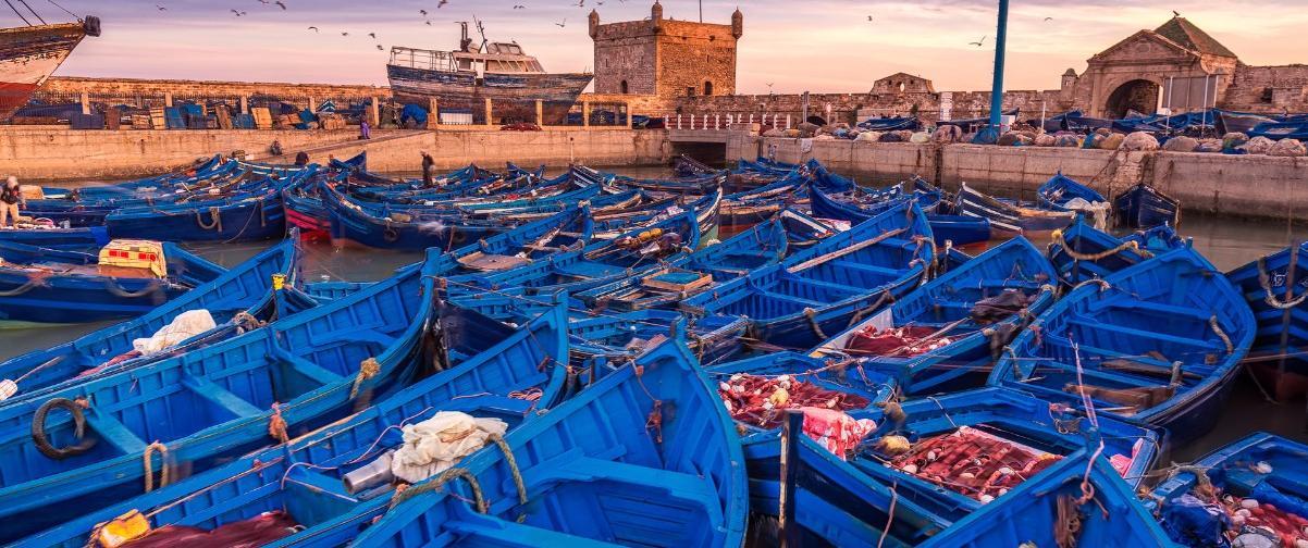 Guía Marrakech, Puerto de Essaouira