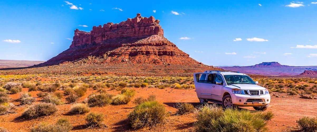 Guía Las Vegas, Red Rock Canyon en coche