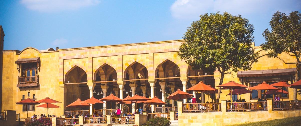 Guía El Cairo, Restaurante