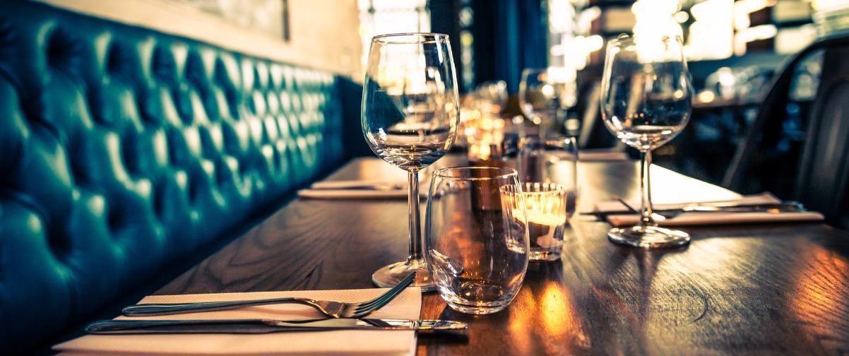 Guía Buenos Aires, Restaurante elegante