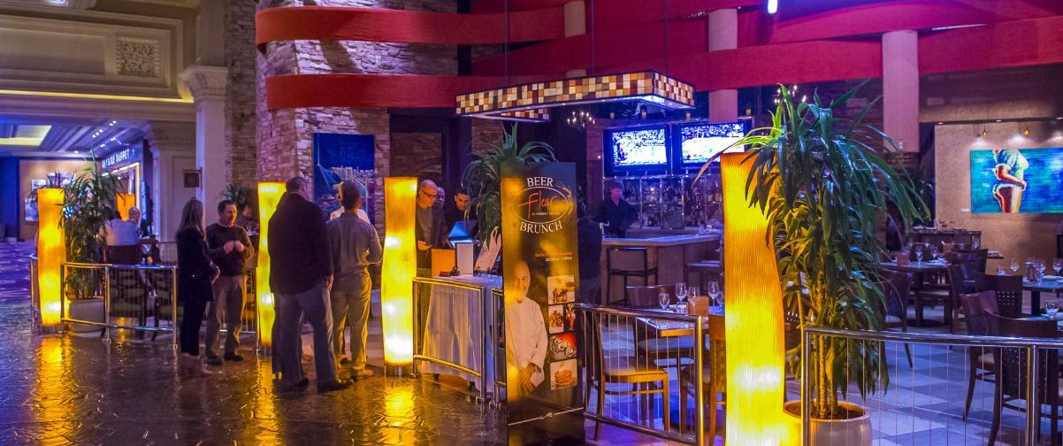 Guía Las Vegas, Restaurante