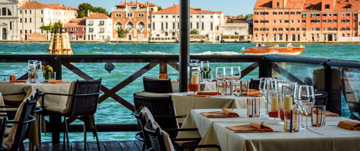Guía Venecia, Restaurante