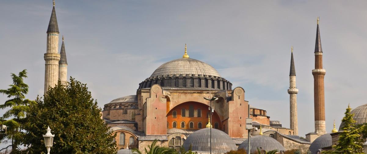 Mezquita Santa Sofía
