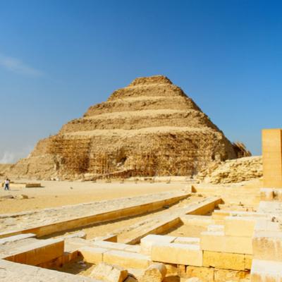 Guía El Cairo, Saqqara