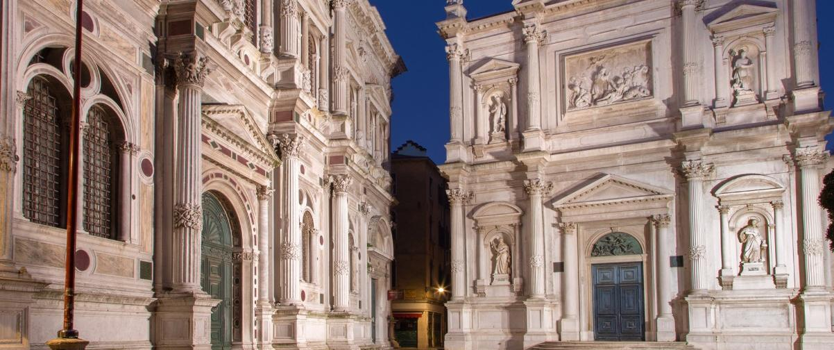 Guía Venecia, Scuola di San Rocco
