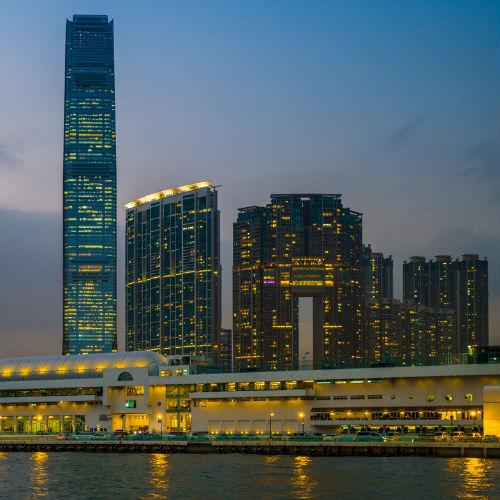 Guía Hong Kong, Sky 100