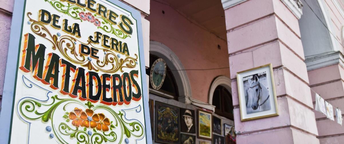 Guía Buenos Aires, Feria Mataderos