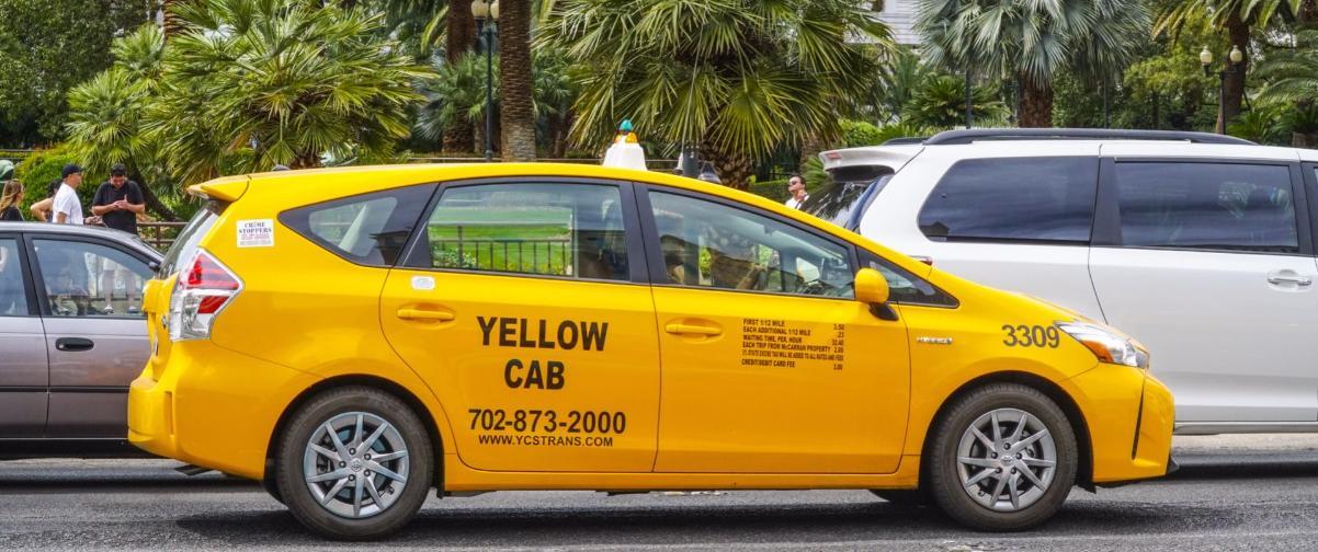 Guía Las Vegas, Taxi