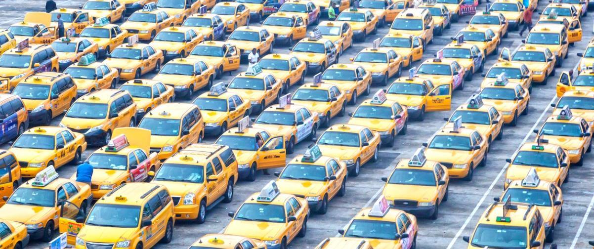Guía Miami, Taxis