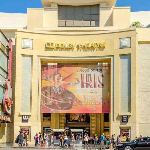 Guía Los Ángeles, Teatro Dolby