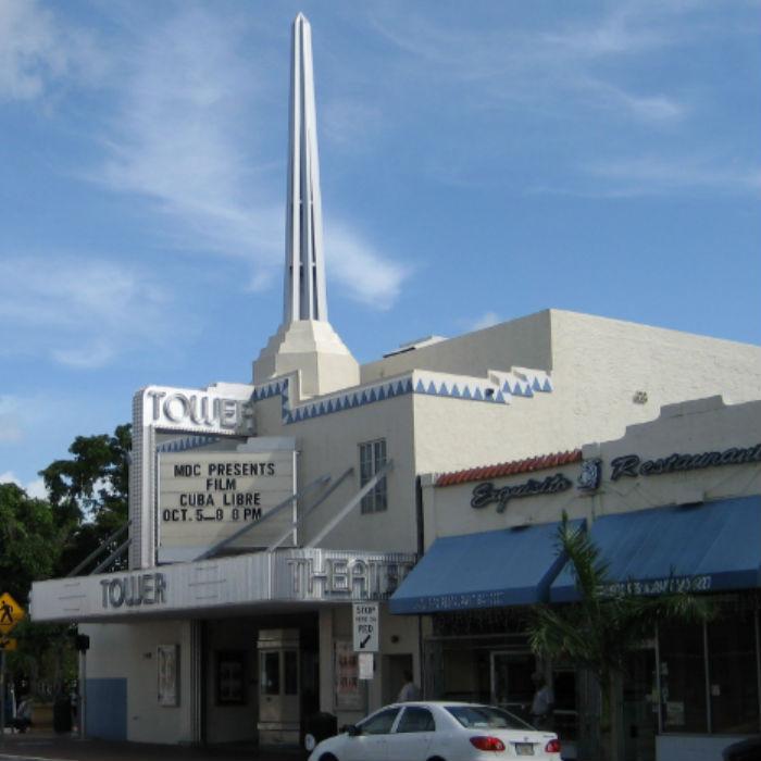 Guía Miami, Torre Teatro
