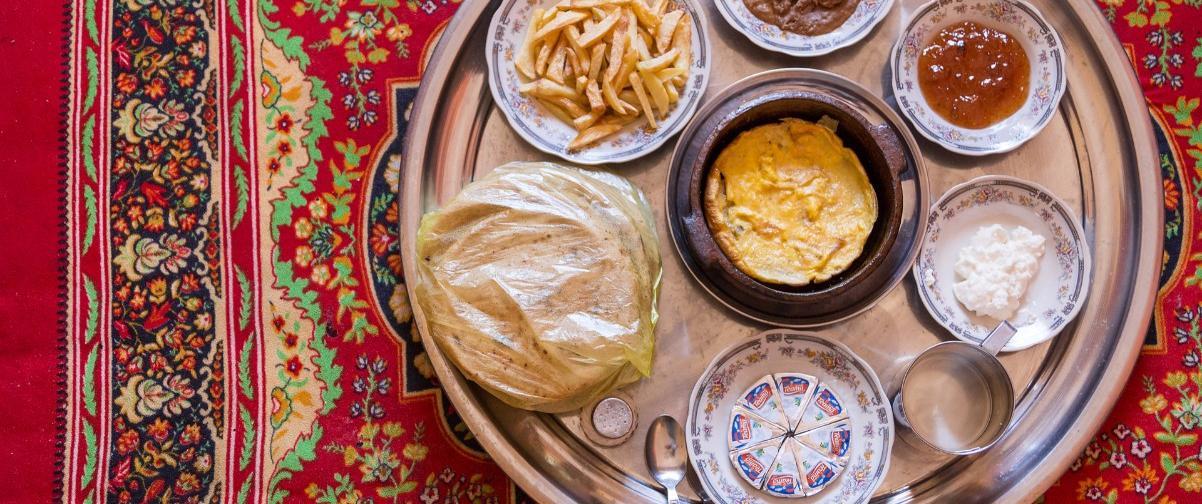 Guía El Cairo, Comida tradicional