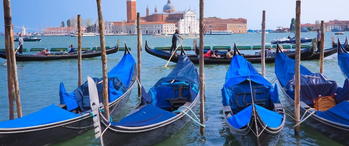 Guía Venecia, Traghettos