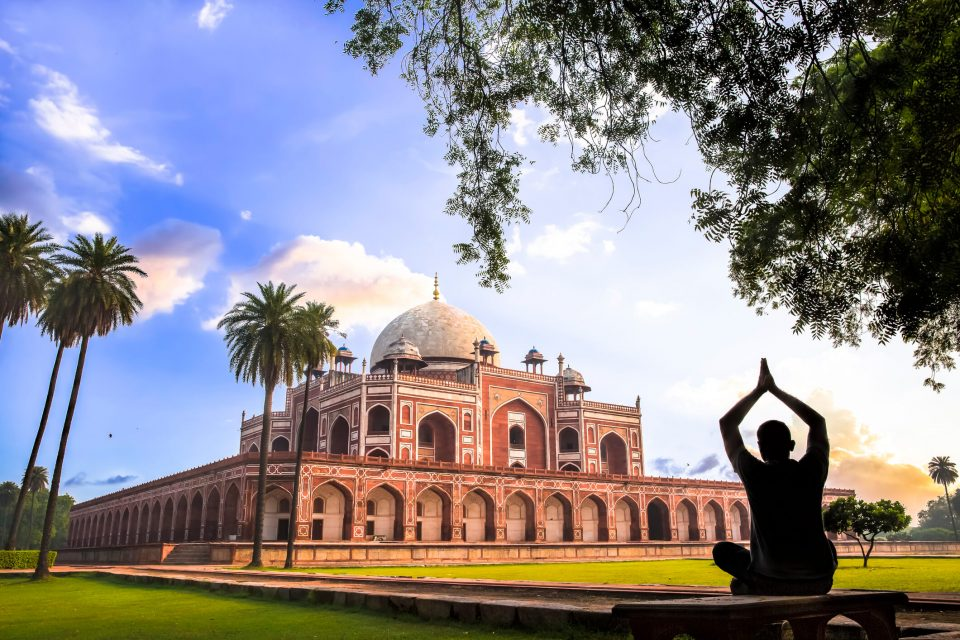 Guía Nueva Delhi