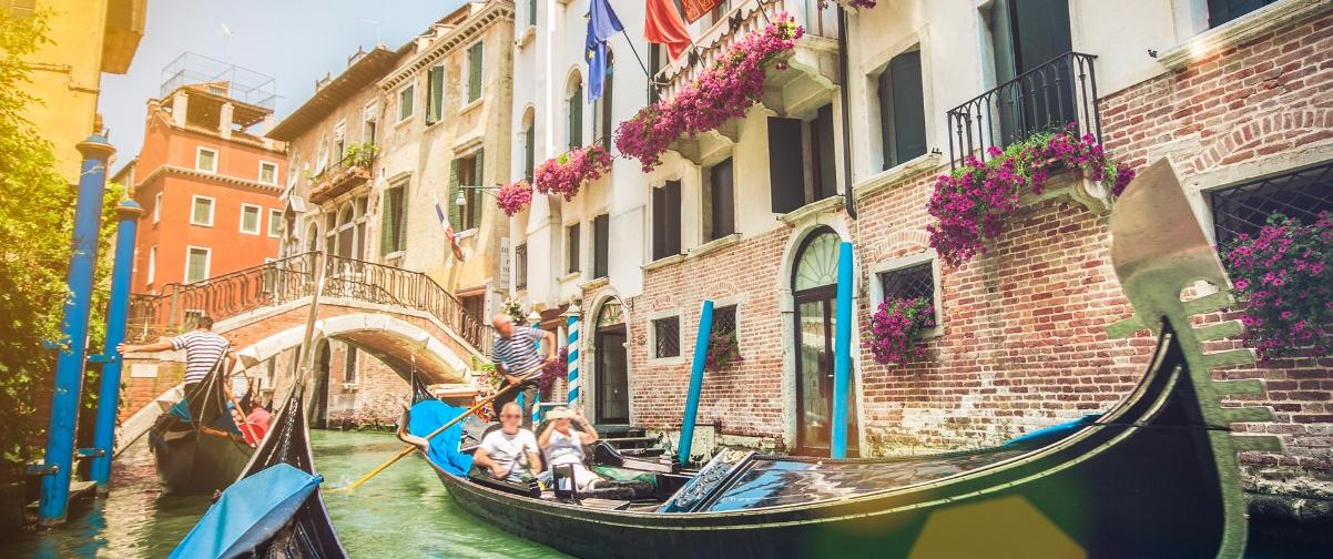 Guía Venecia, Verano en Venecia