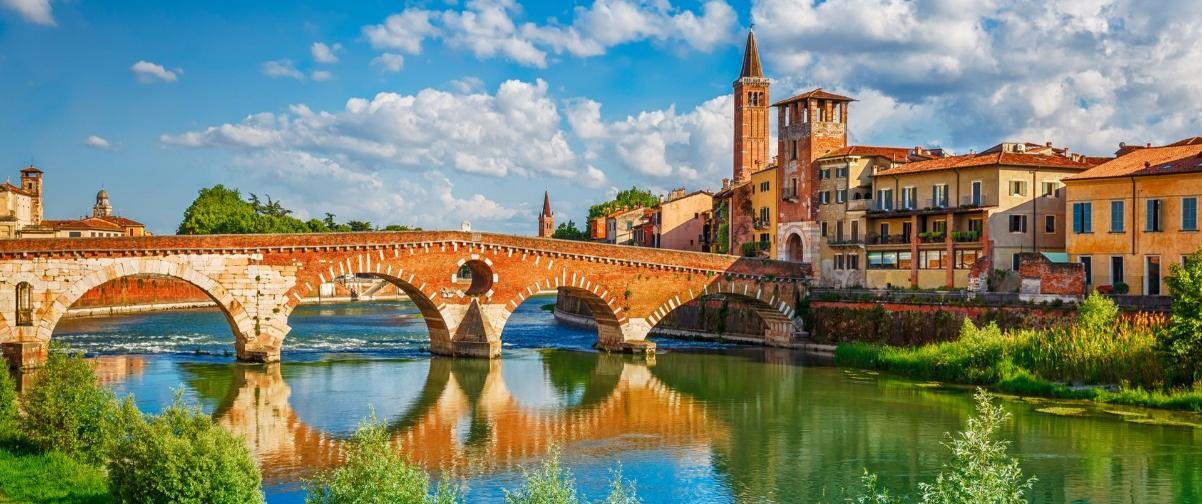 Guía Venecia, Verona