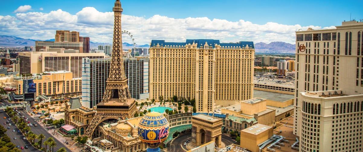 Guía Las Vegas, Vista de Las Vegas