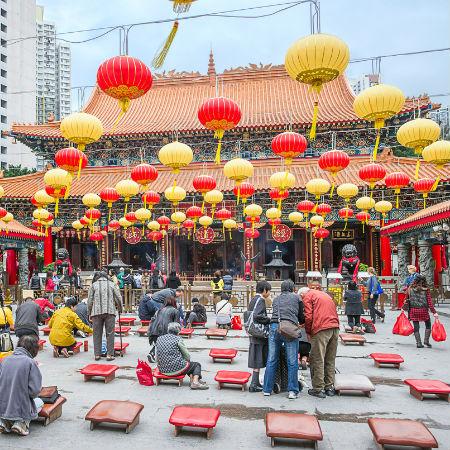 Guía Hong Kong, Templo Wong Tai Sin