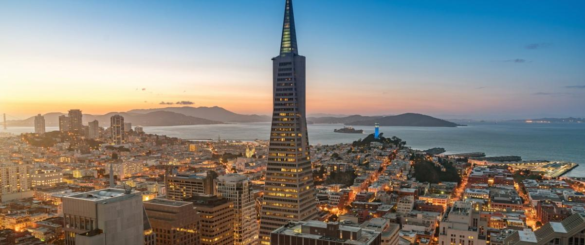 Guía San Francisco, Pirámide Transamerica