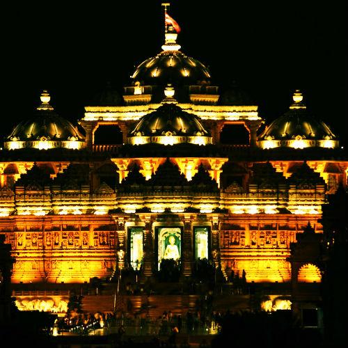 Guía Nueva Delhi, Templo Akshardham