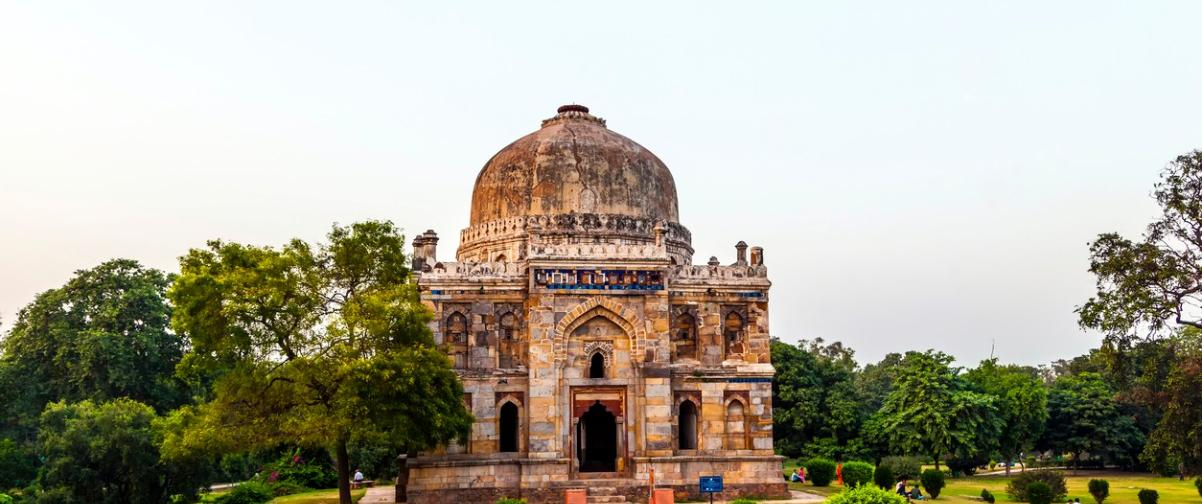 Guía Nueva Delhi, Tumba Bara Gumbad