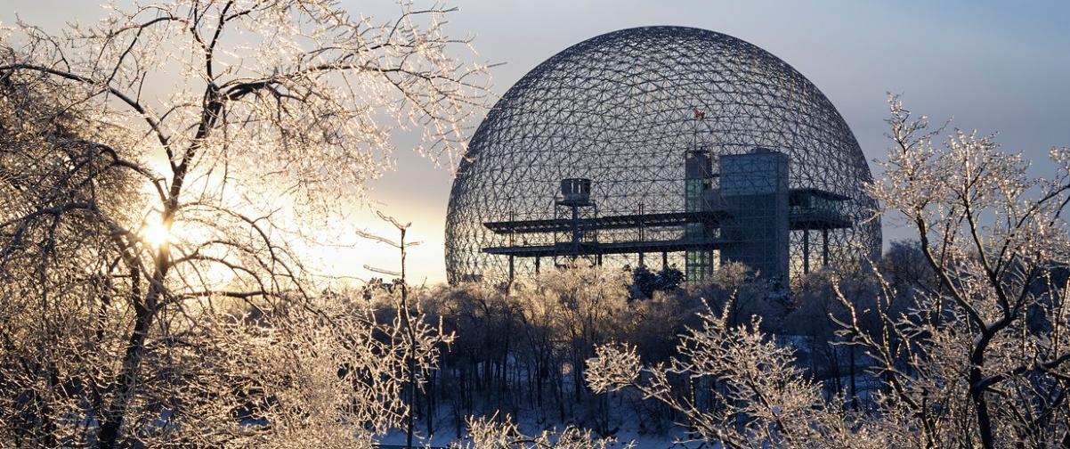 Guía Montreal, Biosfera