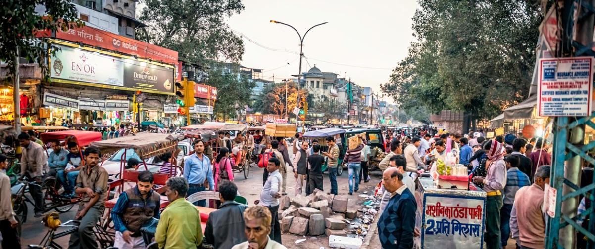Guía Nueva Delhi, Chandni Chowk