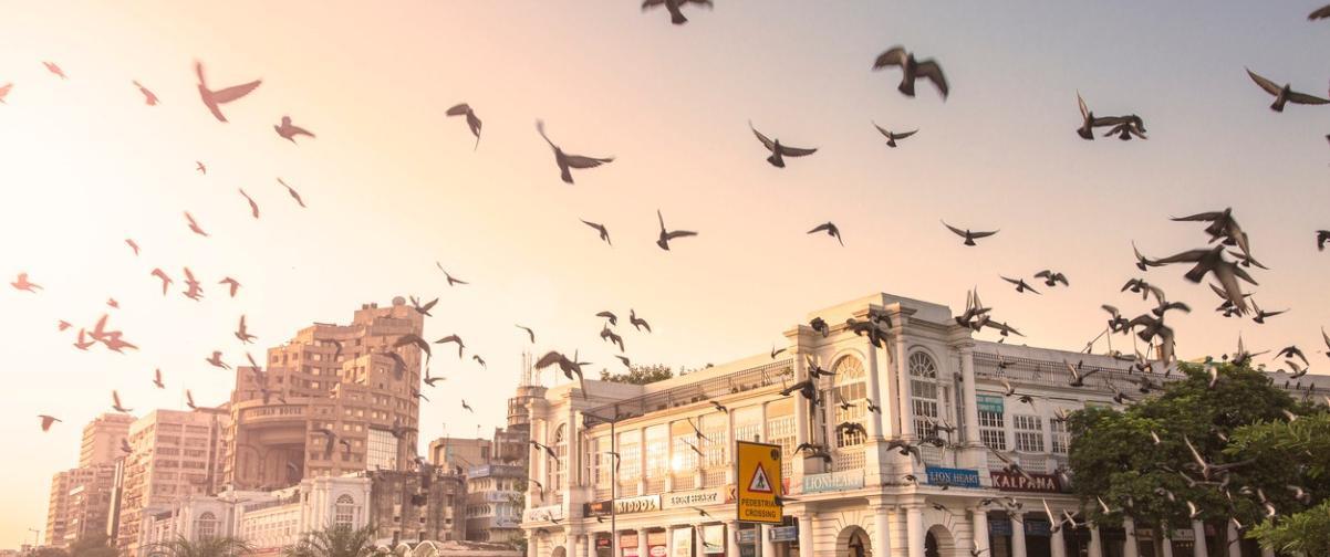 Guía Nueva Delhi, Connaught Place