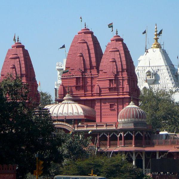 Guía Nueva Delhi, Digambar Jain