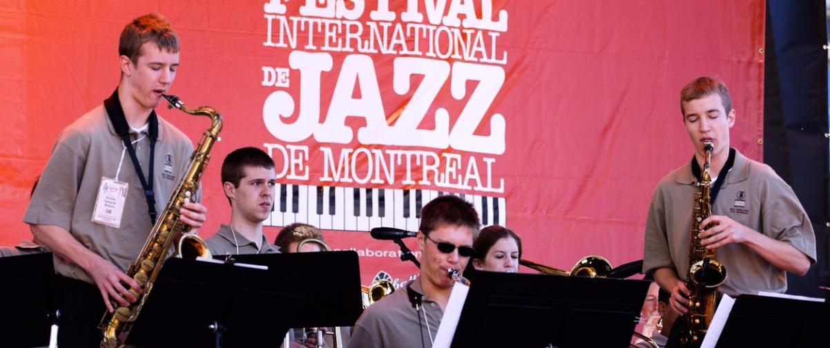 Guía Montreal, Festival de Jazz