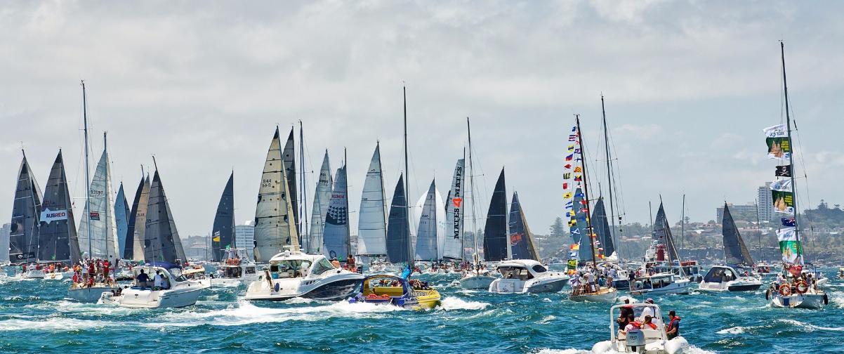 Guía Sídney, Yacht Race