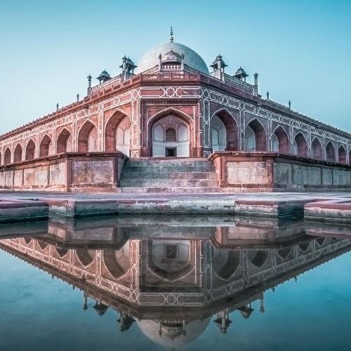 Guía Nueva Delhi, Tumba de Humayun