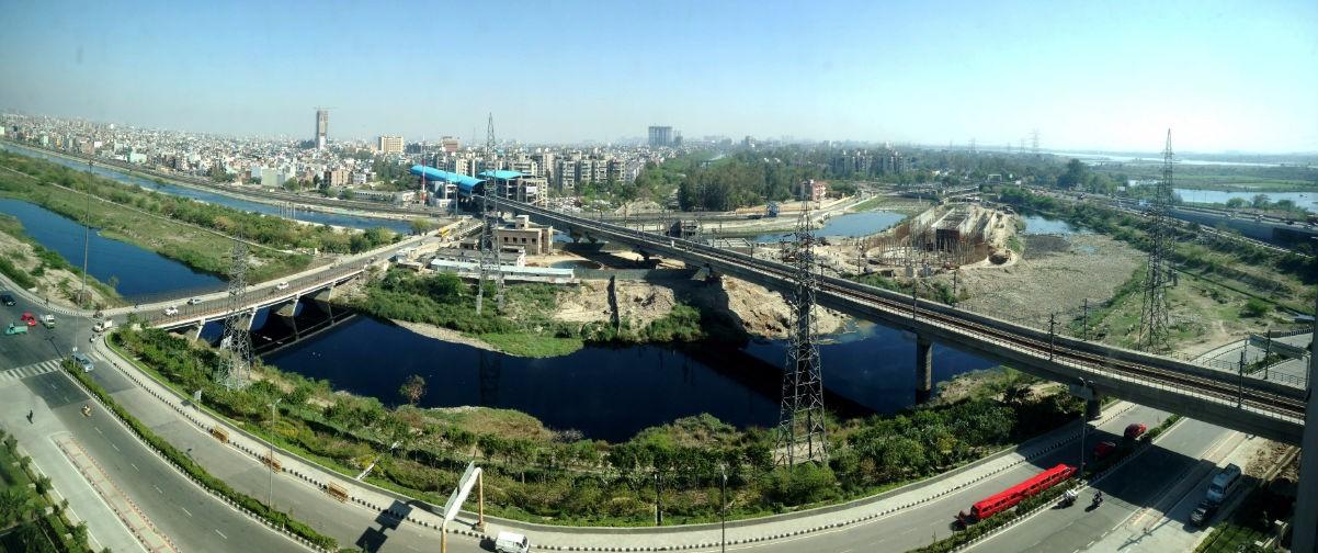Guía Nueva Delhi, Noida