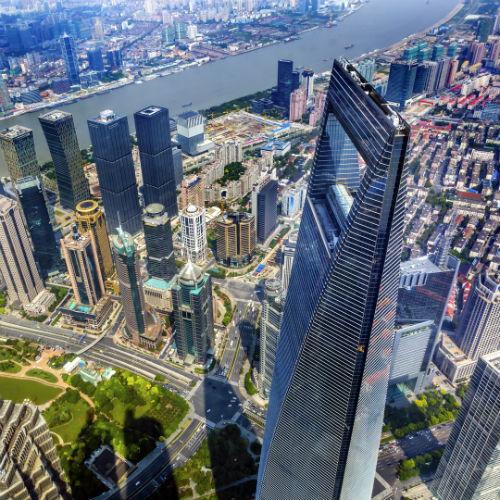 Guía Shanghai, Shanghai World Financial Center
