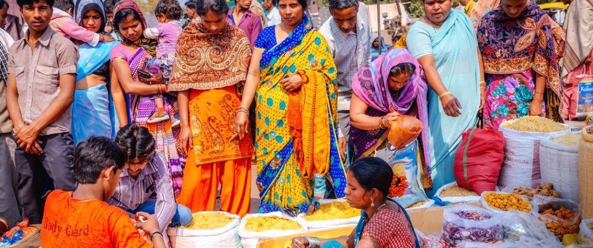 Guía Nueva Delhi, Mercado de las especias