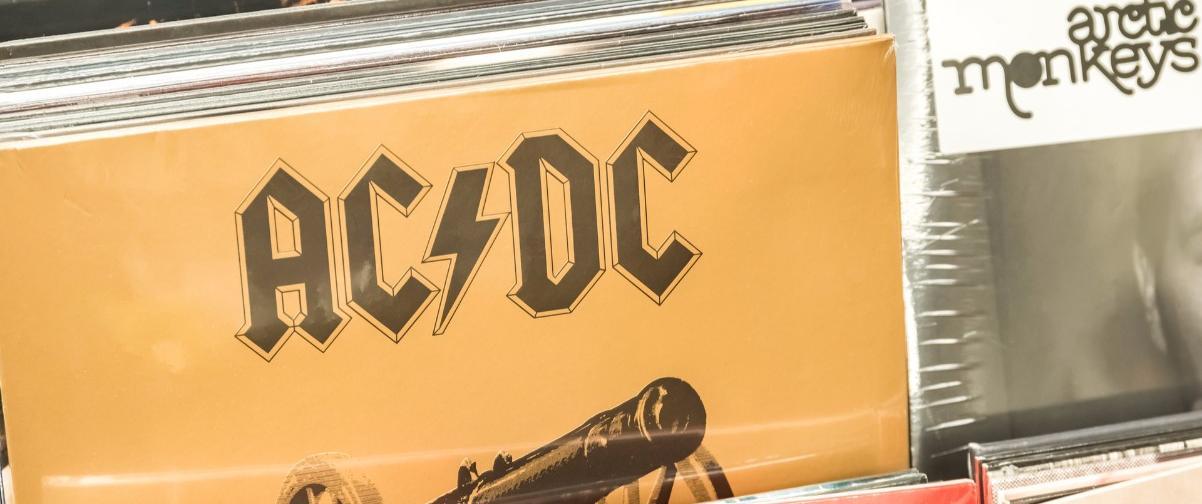 Guía Sídney, Disco australianos AC/DC