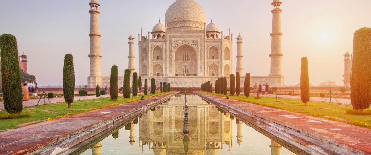 Guía Nueva Delhi, Taj Mahal - Agra