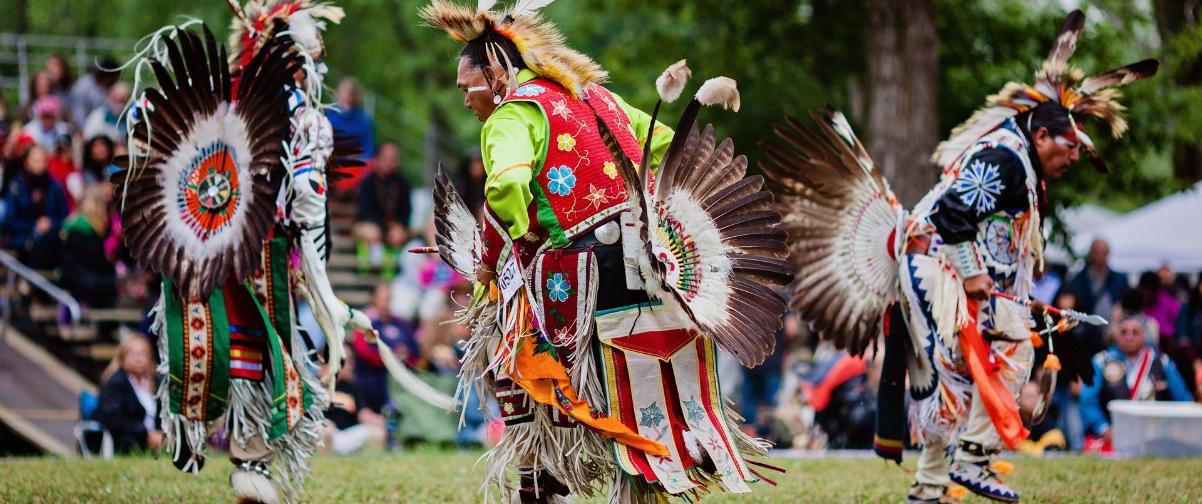 Guía Toronto, Bailes aborígenes